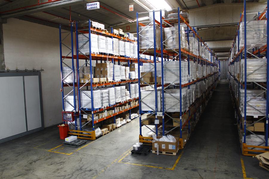 Trazabilidad al servicio de la logística