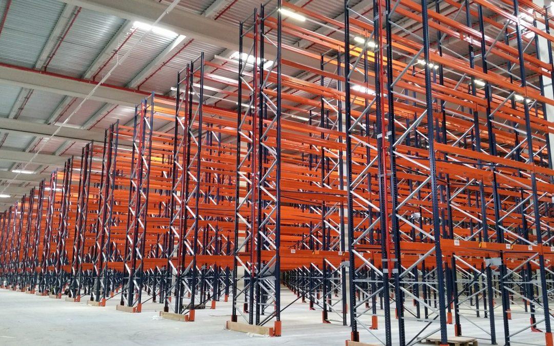 Sistemas de almacenaje modernos