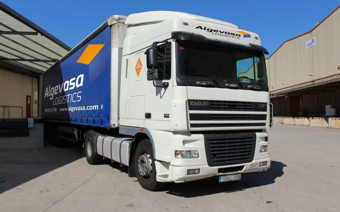 Transporte por carretera y tipos de vehículos