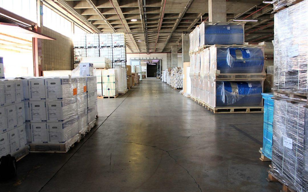 Importancia de la paletización en la logística