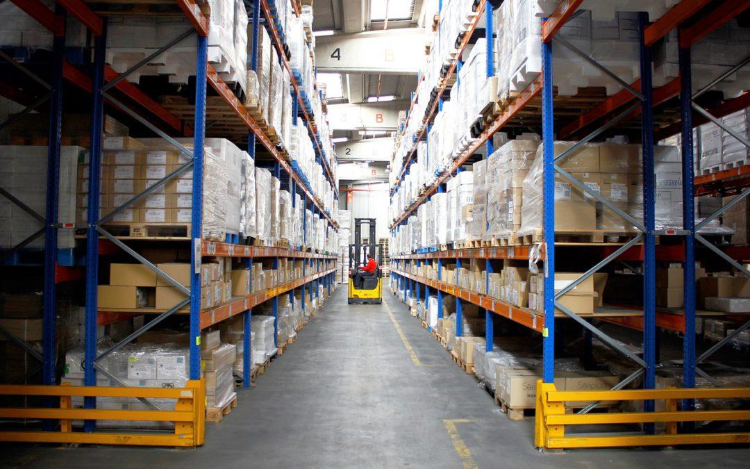 Funciones de la empresa de logística