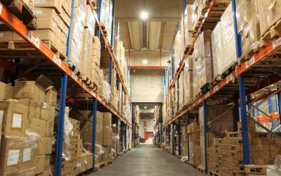 Externalizar la gestión del almacenaje